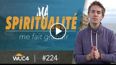 Comment grandir SPIRITUELLEMENT? – WUC